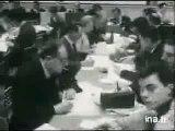 1ère élection du Président de la République française au Suffrage Universel DIRECT le 19 décembre 1965 - Réélection de C. de Gaulle