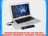 OWC 120GB Aura SSD and Envoy Storage Solution for MacBook Air 2010-2011