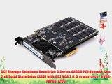 OCZ Storage Solutions RevoDrive 3 Series 480GB PCI-Express Gen. 2 x4 Solid State Drive (SSD)