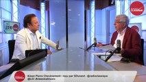 Jean-Pierre Chevènement, invité de Guillaume Durand avec LCI (04.06.15)