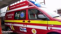Ambulanta SMURD Targu Frumos B2 || New SMURD Rescue Ambulance B2