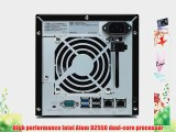 BUFFALO TeraStation 5200 2-Bay 4 TB (2 x 2 TB) RAID Network Attached Storage (NAS) - TS5200D0402