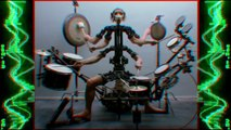Aphex Twin & Chris Cunningham - Monkey Drummer HD