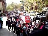 Protest For Bahrain - Washington DC - March To White House - 4/15/2011