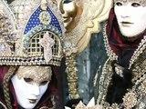 """Carnaval de Venise 2010 : Masques """"l'Or et l'Argent"""""""