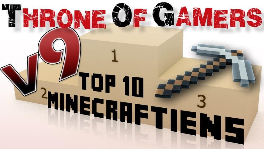 TOP 10 Chaînes Minecraft : Coups de pioches dans Youtube !