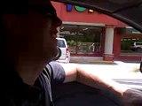 Driving Around in Escazu Costa Rica
