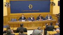 Conferenza Stampa sviluppi Mafia Capitale: M5S chiede dimissioni di Orfini e Marino - MoVimento 5 Stelle