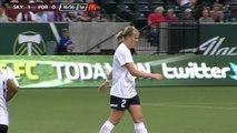 Thorns FC Highlights: Portland 3, Sky Blue 1