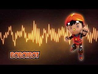 BoBoiBoy: BoBoiBot Theme