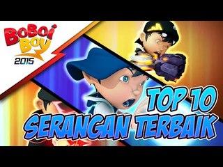 BoBoiboy: Top 10 Serangan Terbaik