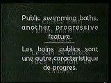 La construction de bains publics à Montréal, vers 1933, Archives de la Ville de Montréal