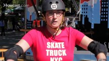 3 Ways to Stop on Rollerblades   Roller-Skate