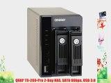 QNAP TS-269-Pro 2-Bay NAS SATA 6Gbps USB 3.0