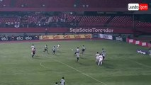 Rogerio Ceni scores winner in Sao Paulo 3-2 Santos