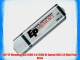 ACP-EP Memory USB/16GB-2.0 16GB Hi-Speed USB 2.0 Mini Flash Drive