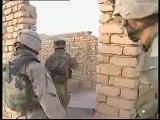 U.S. Marines in Fallujah Iraq Combat Footage