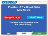Bush ou Bush?