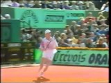 agassi courier 1991