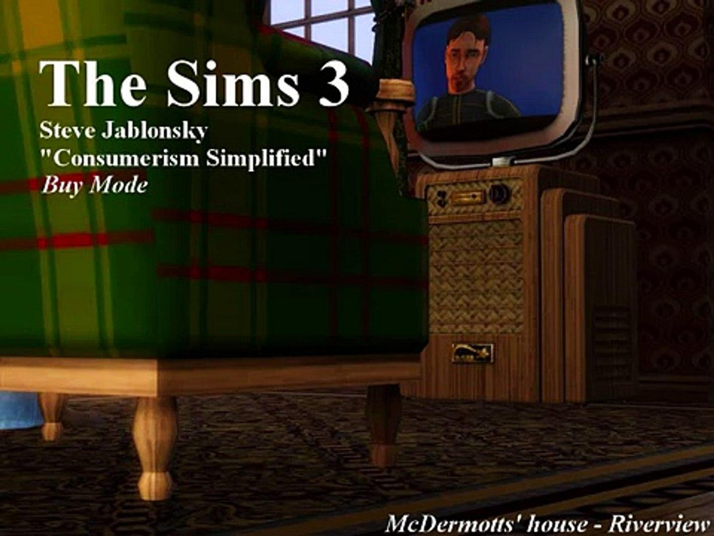 [Buy Mode] The Sims 3 - Consumerism Simplified - Steve Jablonsky