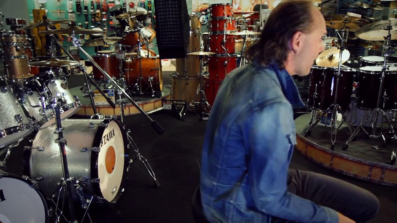Metallica's Lars Ulrich At Guitar Center