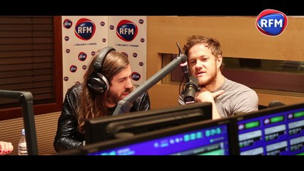 Imagine Dragons - Le journal des stars RFM avec Sophie Coste !
