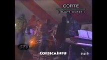 #Corse Intervention publique du FLNC lors des Journées Internationales de 1988