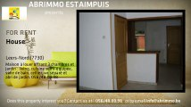 For Rent - House - Leers-Nord (7730)