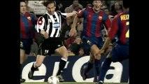 Revive el golazo de Pavel Nedved al Barcelona en Champions