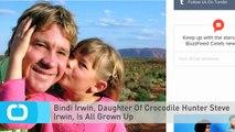 Bindi Irwin, Daughter Of Crocodile Hunter Steve Irwin, Is All Grown Up