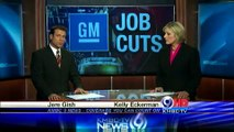 General Motors To Lay Off 3,600 Workers