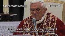 The legacy and spirituality of St. Ignatius of Loyola, according to Benedict XVI   Vatican