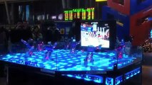Robots Dancing to Kpop in Seoul Station