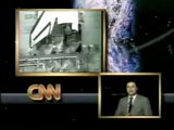 CNN Coverage of The STS-36 Launch