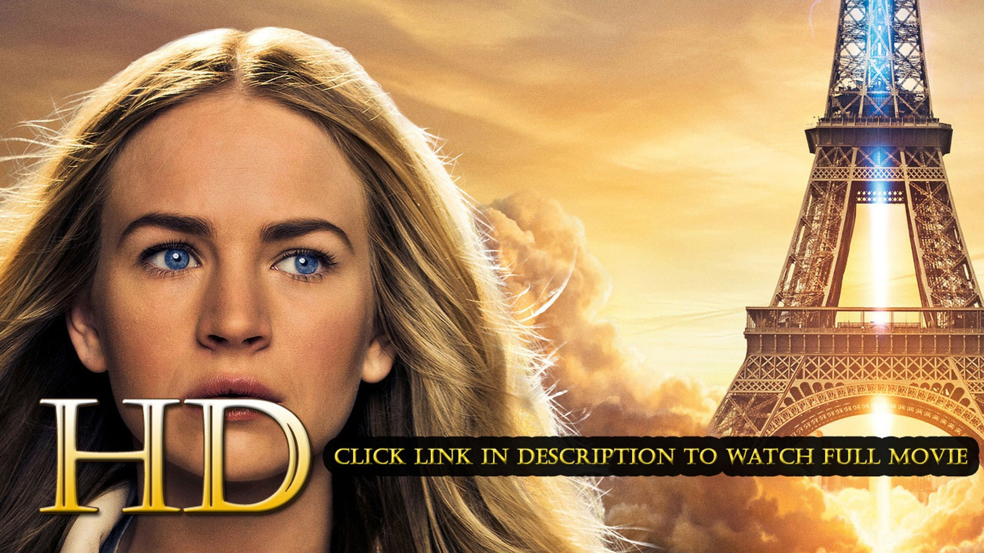 ##⚘STREAM FILM⚘##Watch  Tomorrowland Full Movie Streaming Online @BOENKQB FILM⚘⚘