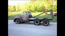 '59 Chevy Viking Tow Truck From Finland.
