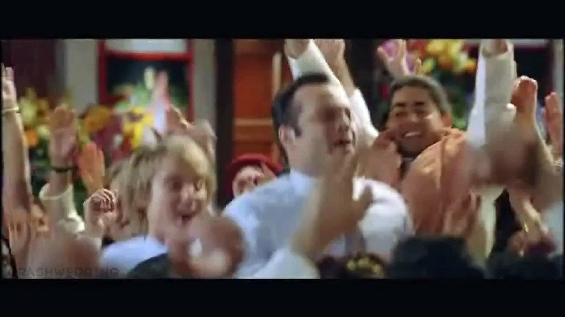 Wedding Crashers Shout Scene Hd Video Dailymotion