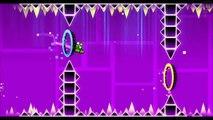 Geometry dash level 9 - cycles - Vidéo dailymotion