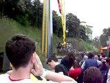 Parque atracciones Tibidabo catapulca caida libre Barcelona