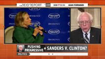 Sanders versus Clinton in 2016? / Election 2016, Bernie Sanders, Hillary Clinton