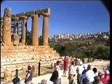 Italie Sicile Vidéo des Temples de Agrigente ( Italy Sicily the temples Agrigento )
