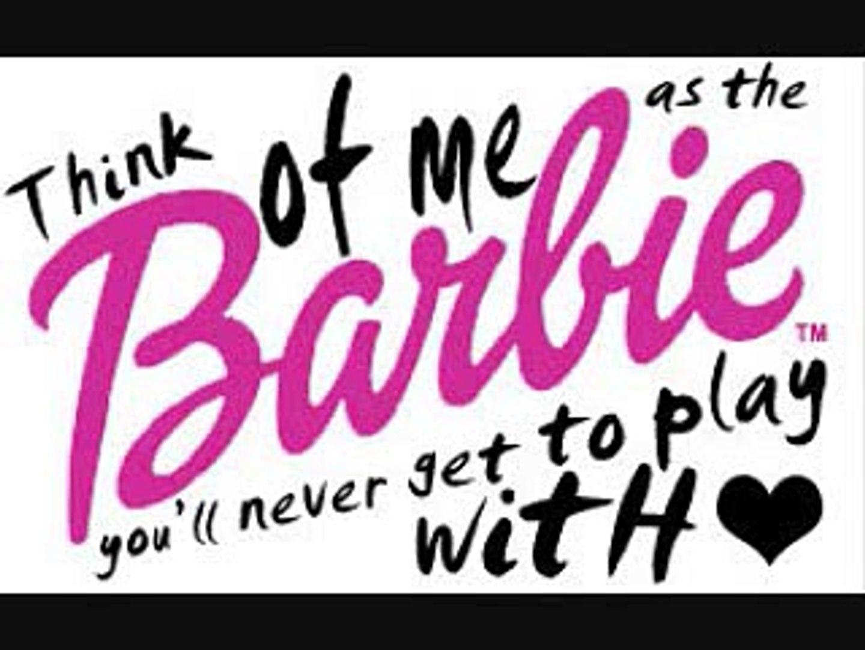 Barbie Girl Lol Remix Video Dailymotion