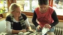 Kleidung für Individualisten: Zwei Schwestern aus Oberstdorf  machen aus Second-Hand-Material