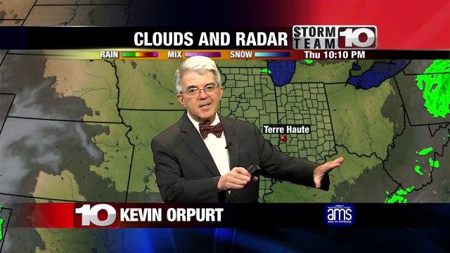 Thursday 11pm Forecast