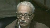 وفاة طارق عزيز نائب رئيس الوزراء العراقي بعهد صدام