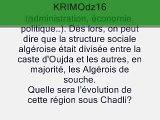 Algerie: L'invasion de l'Algerois par le Clan d'Oujda