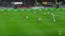 Alexis Sánchez Fantastic Chance - Chile vs Salvador 05.06.2015