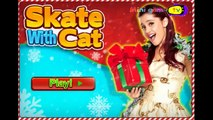 Sam & Cat Skate With Cat : Sam And Cat Games - Skate With Cat Sam And Cat Games
