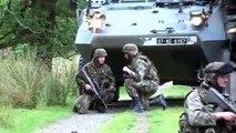 Irish Army Going to Syria's Golan Heights (Kieran Griffith)