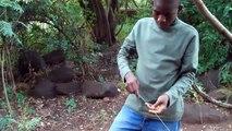 Making Wire Cars  Games in Makuleke,  South Africa